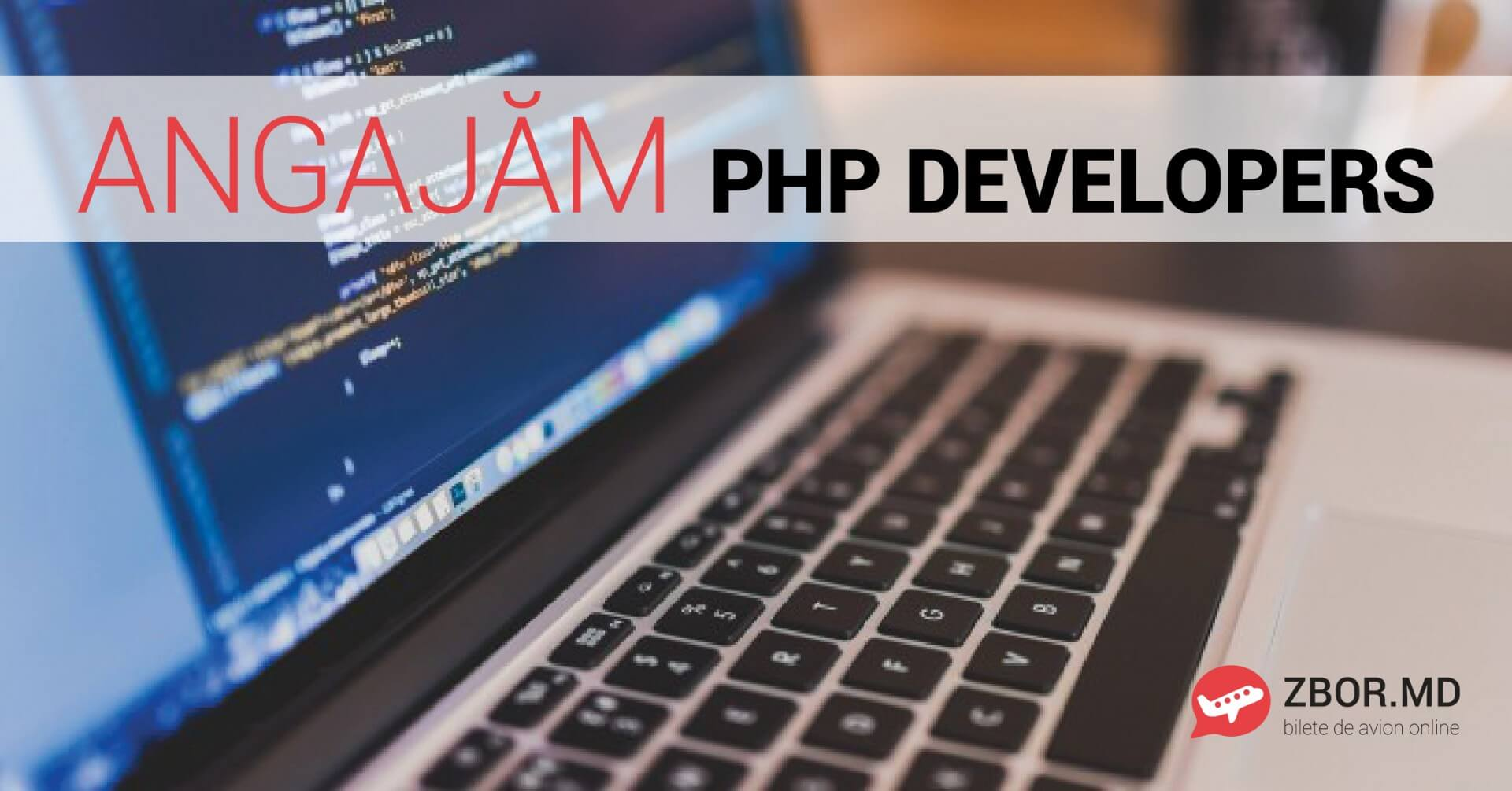 Angajăm PHP Developers
