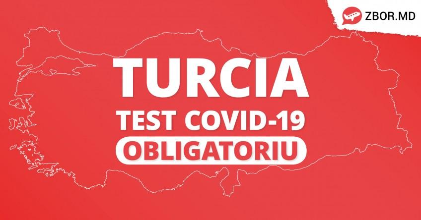 Reguli noi de intrare pe teritoriul Turciei!