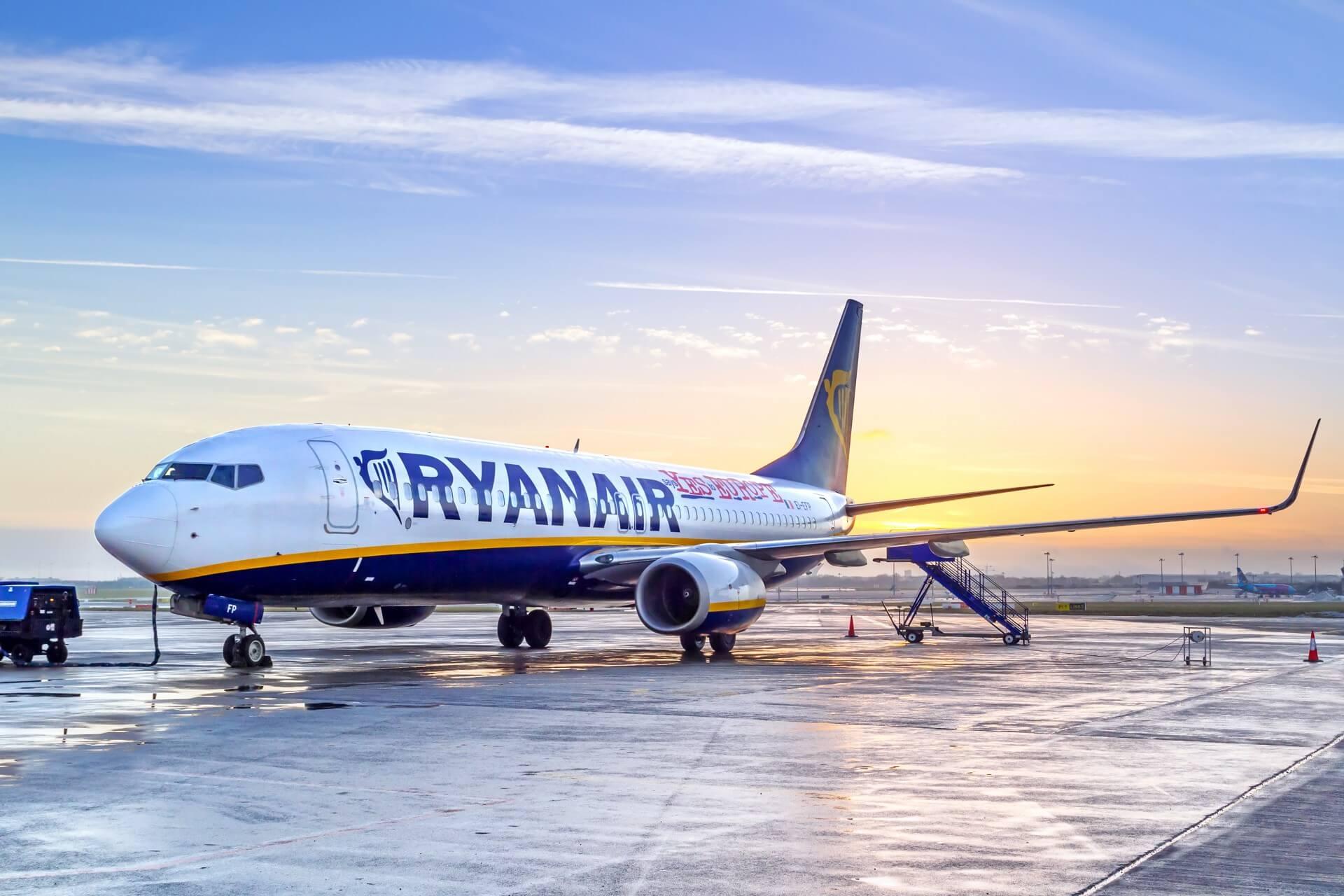Bilete avion ieftine RyanAir