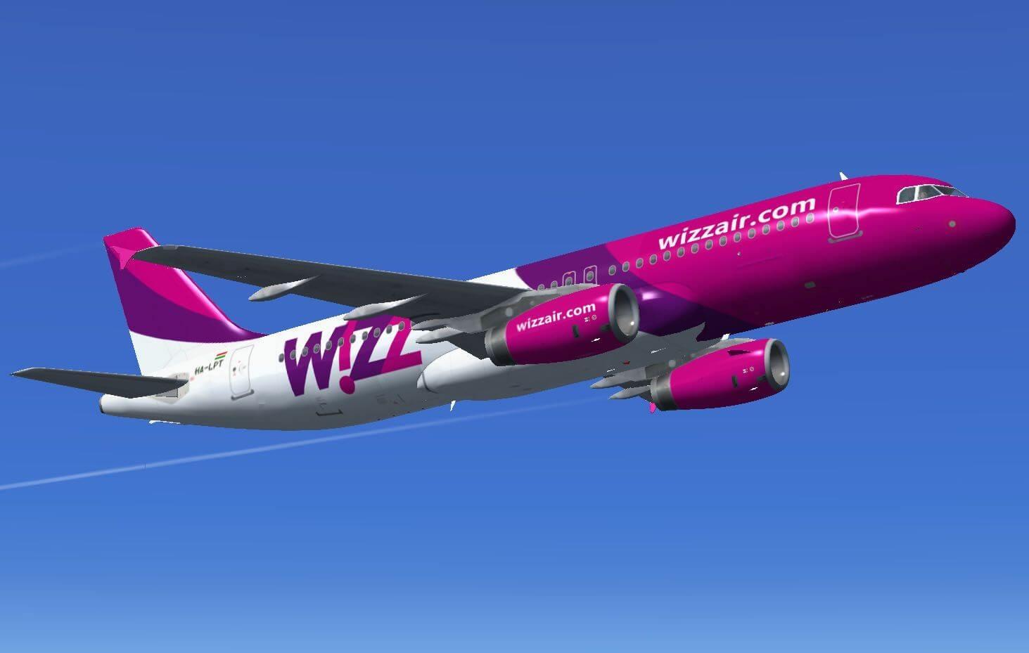 Bilete avion ieftine WizzAir