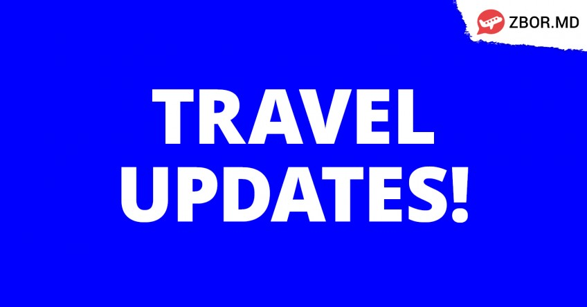 UPDATE 16.07.20! TRAVEL UPDATES - Restricții de călătorie!