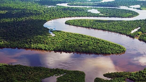 Curiozități turistice râul Amazon