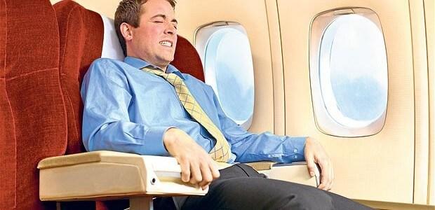 Как избавиться от страха перед полетом?