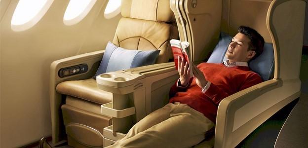Cele mai bune locuri din avion. Cum sa-ti alegi un loc mai bun?