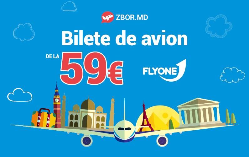 Bilete de Avion la prețuri mici pentru perioada de vară! Rezervă acum!
