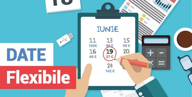 Bilete la prețuri mai mici cu noul serviciu de la Zbor.md!
