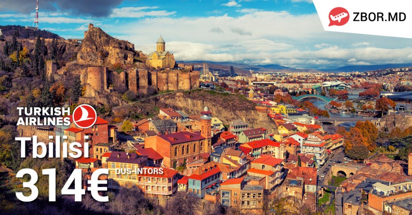 Chisinau-Tbilisi