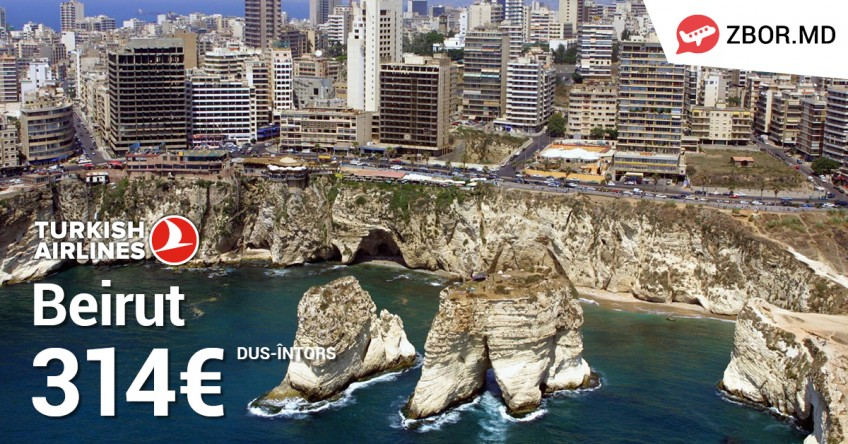 Chisinau-Beirut