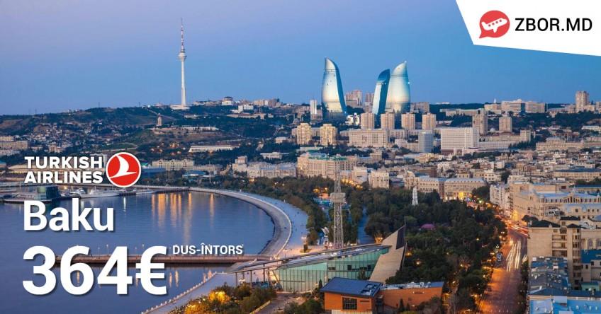 Chisinau-Baku