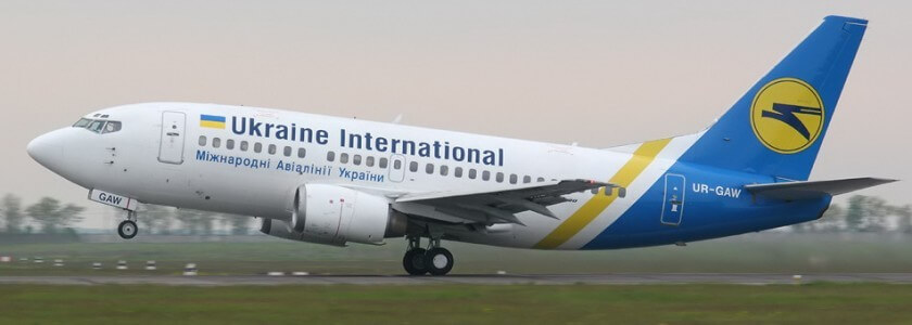 Încă o companie aeriană lansează curse directe spre Kiev