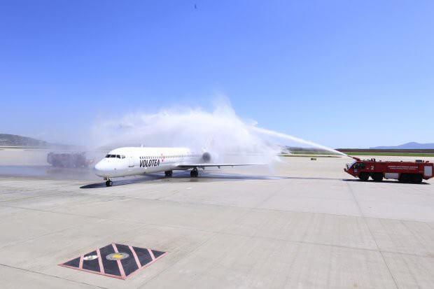 Авиакомпания Volotea анонсировала новые авиаперелеты из Верону в Кишинёв
