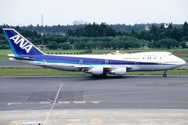 Boeing 747SR