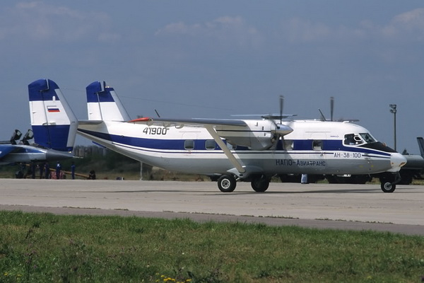 Antonov An-38