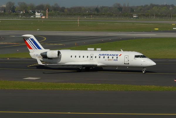 Canadair CRJ100/CRJ200
