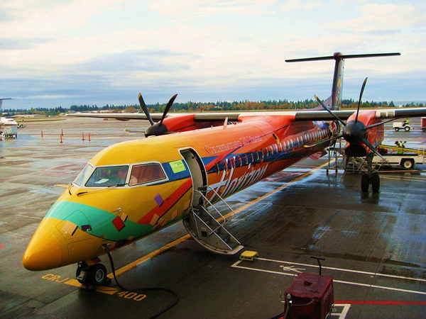 DHC8 Dash 8-400
