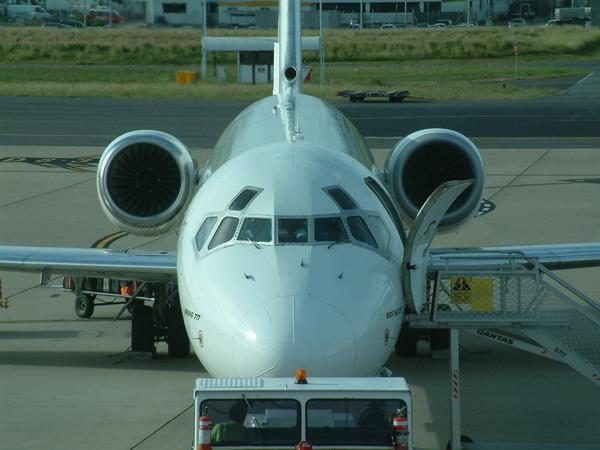 Douglas MD-95