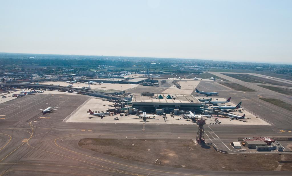 Leonardo da Vinci-Fiumicino Airport