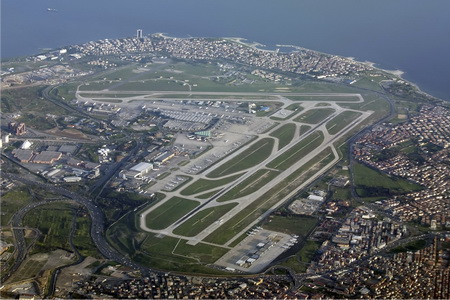 Atatürk International Airport