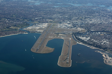 Sydney Kingsford-Smith Airport